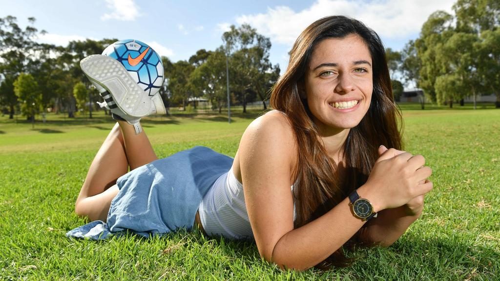 Soccer Phenomenon Alex Chidiac