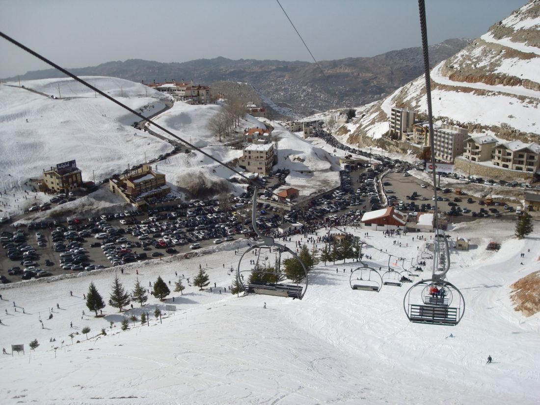 Breathtaking Ski Resorts of Lebanon