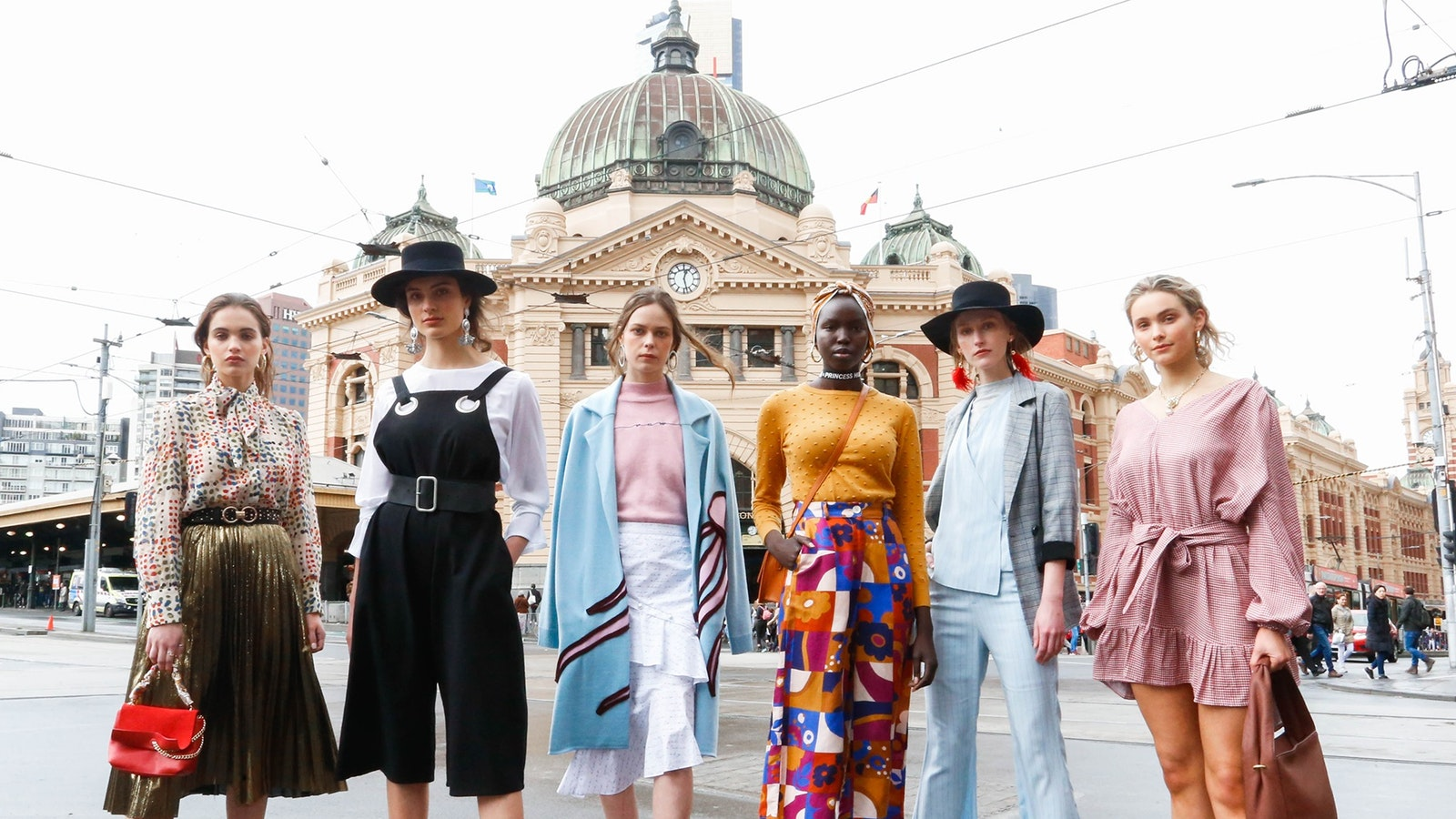 MELBOURNE FASHION WEEK TAKES OVER THE CITY WITH MORE THAN 150 EVENTS