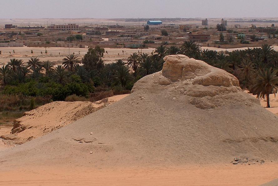 Three Camping Spots Near Cairo You Should Visit