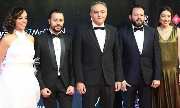 In Pics: Stars flock to Cairo International Film Festival