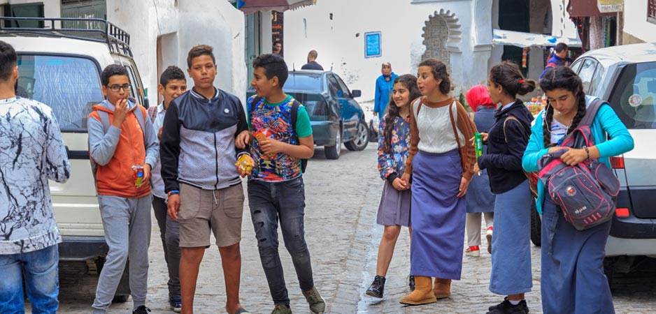 What Are the Priorities of Morocco's Youth?