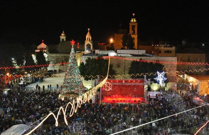Here's a tour of Christmas traditions in the Arab world