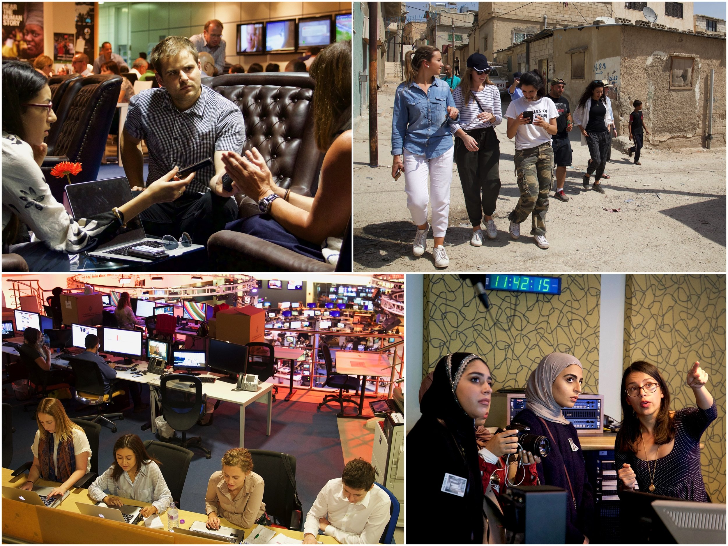 Australia-Middle East journalism exchange